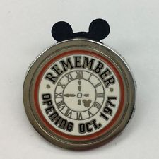 Disney Hidden Mickey Mouse Pin #4 of 5 Available EXTREMELY RARE!!!