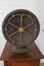 ANTIQUE VINTAGE ATWATER KENT MODEL E RADIO SPEAKER , UNTOUCH CONDITION 16 INCHES