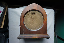 Antique Peerless Reproducer Cathedral Style Tube Radio Speaker