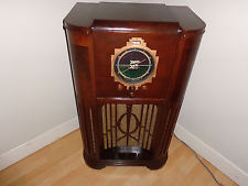 Antique Zenith Radio 1936 12 A58 Stratosphere