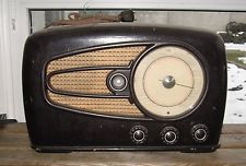Antique Soviet Latvian Radio VEF SUPER MD39  1939 RARE