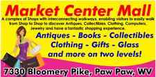 MALL of 9 Shops of Antiques~Books~Gifts~Clothing~Vintage Odds amp; Ends amp; FREE RENT