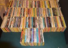 HUGE Lot of 190 Vintage 1970s Science Fiction Paperback Books Asimov Doc Savage