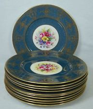 Royal Worcester ASTLEY (BONE) Complete Service for 8 (40 pieces of China)