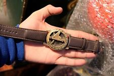 Vintage Antique French Watch With Navigational Tools and Compasses