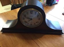Rare Antique Sessions Westminister Chime Clock baby grandfather clock (restored)