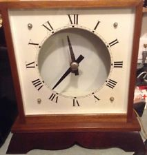 Large Mystery Clock - One of a kind - Saw Tooth like Gear - Vintage - Telechron